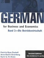 German for Business and Economics,  Band 2, Die Betribswirtschaft