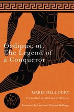 Oedipus; or, The Legend of a Conqueror