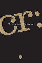 CR: The New Centennial Review 16, no. 2