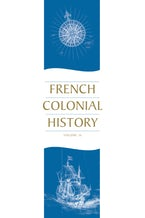 French Colonial History 16