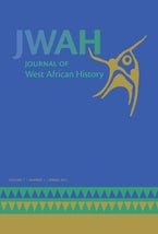 Journal of West African History 1, no. 1