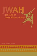 Journal of West African History 2, no. 2