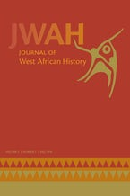 Journal of West African History 4, no. 2