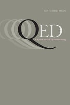 QED: A Journal in GLBTQ Worldmaking 6, no. 1