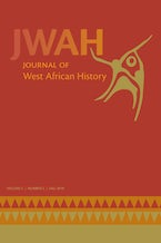 Journal of West African History 5, no. 2