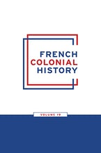 French Colonial History 19
