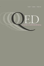QED: A Journal in GLBTQ Worldmaking 7, no. 1