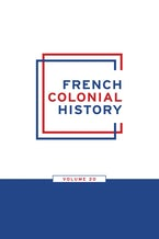 French Colonial History 20